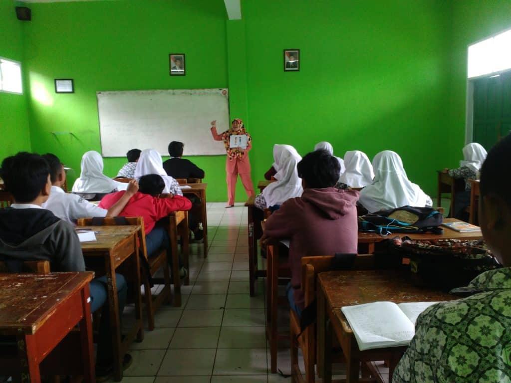 Belajar Menjadi Guru (PPL)