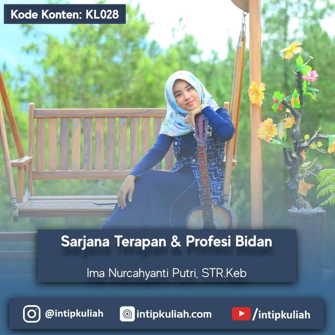 Sarjana Terapan & Profesi Bidan Poltekkes Semarang (Ima)
