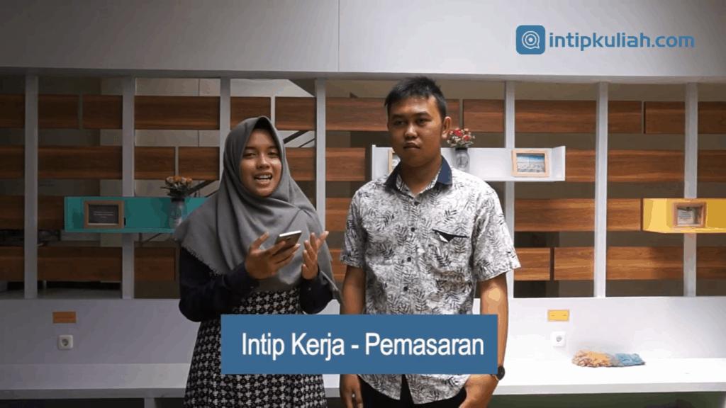 Pengalaman Bekerja Afreal Pemasaran di SMKN 1 Bandung