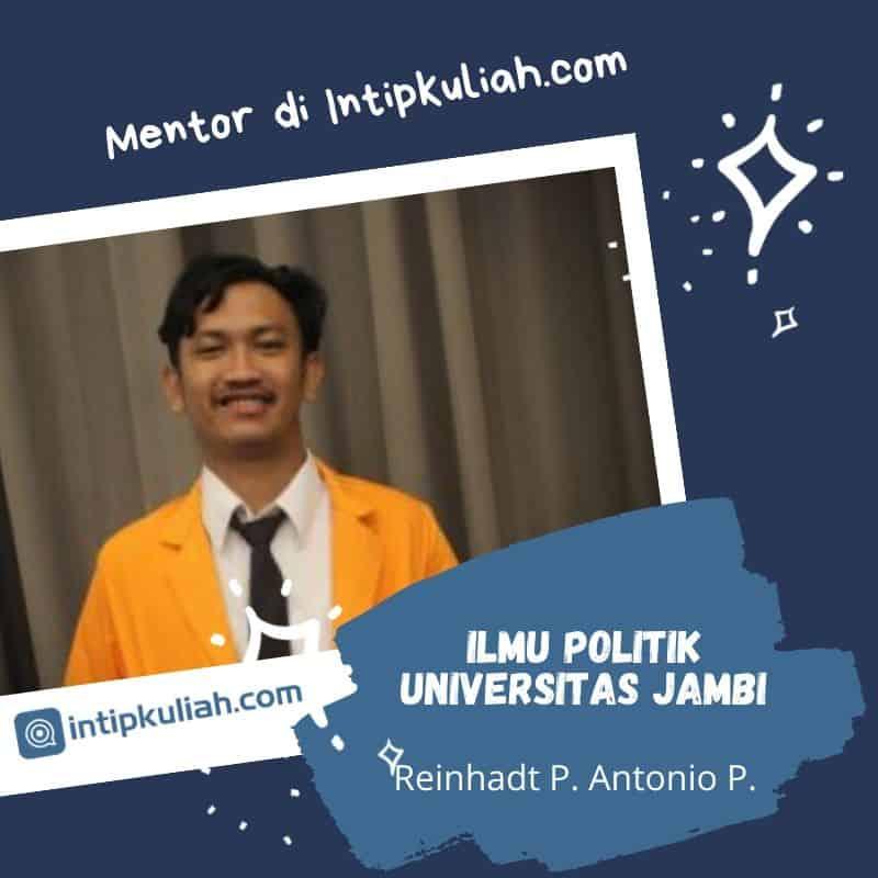 Ilmu Politik Universitas Jambi (Reinhadt)