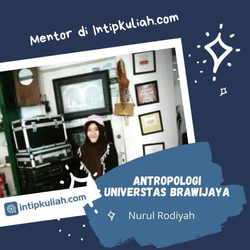 Antropologi Universitas Brawijaya (Nurul)