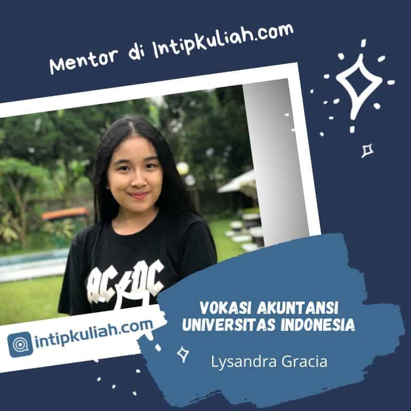 Vokasi Akuntansi UI (Lysandra)