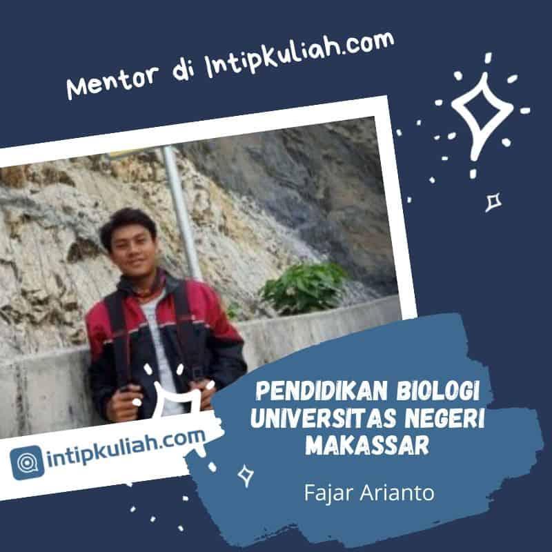 Pendidikan Biologi UNM / Universitas Negeri Makassar (Fajar)
