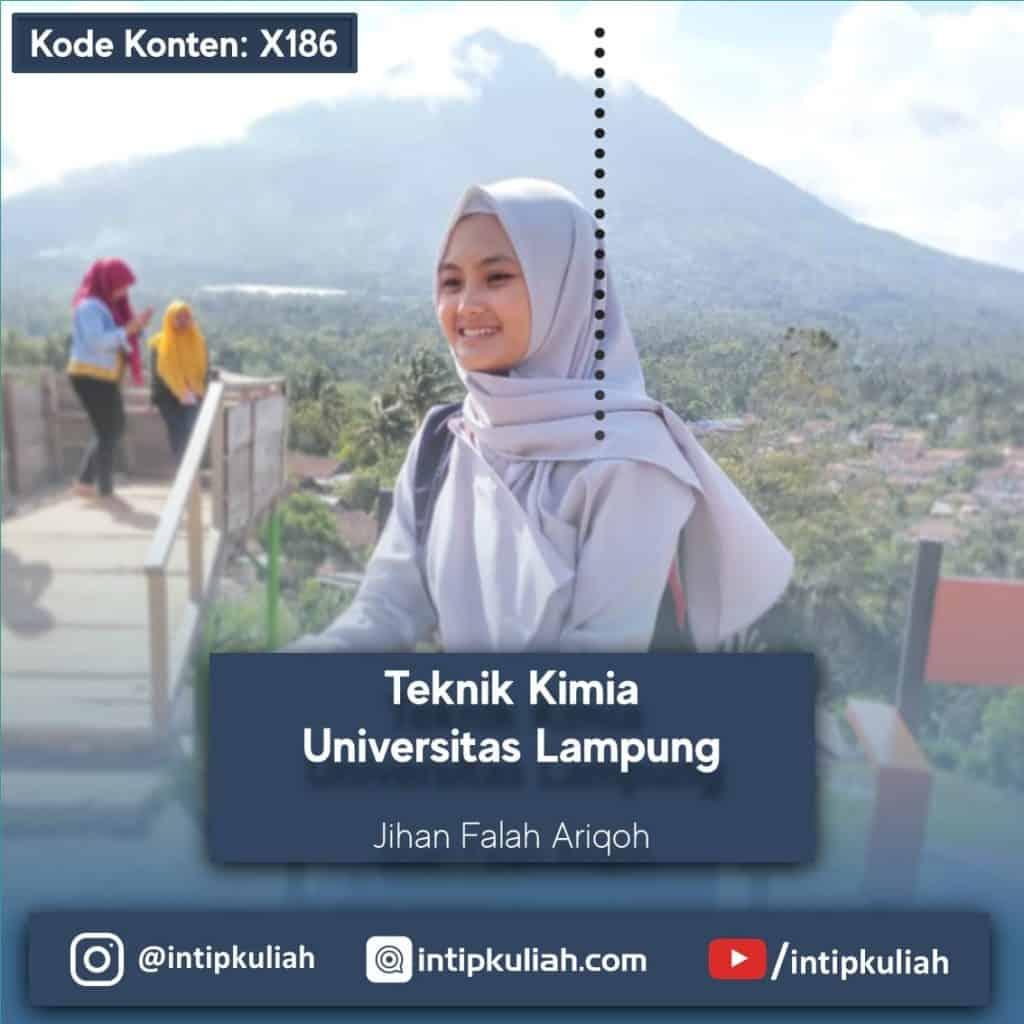 Teknik Kimia Universitas Lampung (Jihan)