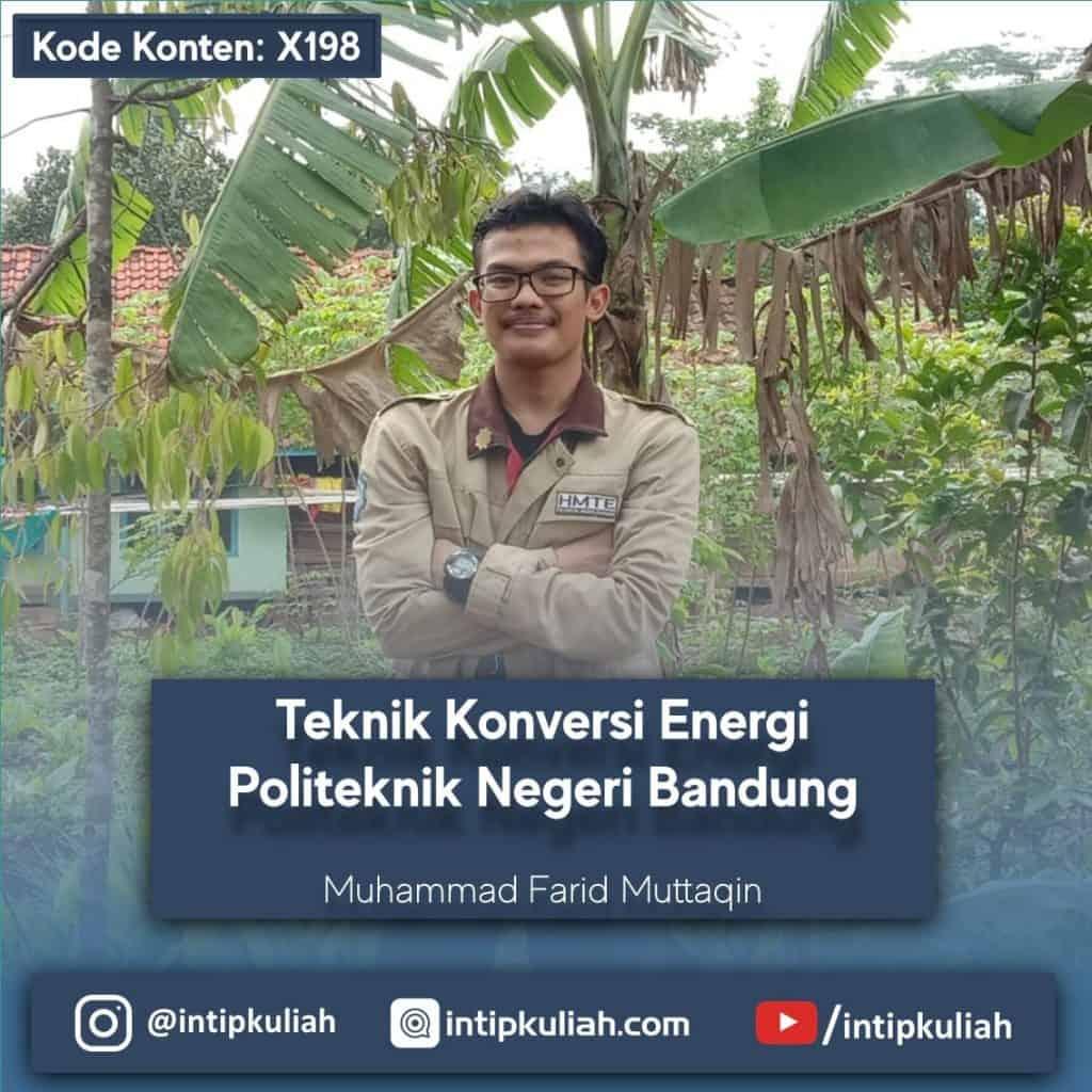 Teknik Konversi Energi Polban (Farid)