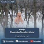 Biologi Universitas Sumatera Utara (Anggi)