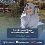 Administrasi Negara Universitas Islam Syekh Yusuf (Aramita)