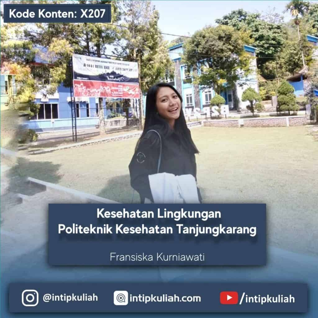 Kesehatan Lingkungan Politeknik Kesehatan Tanjungkarang (Siska)