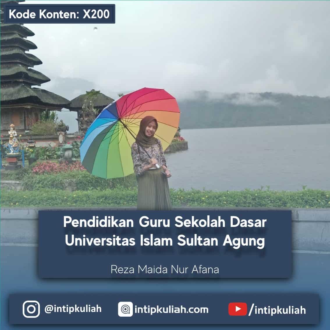 PGSD Unissula/Universitas Islam Sultan Agung (Mayda)