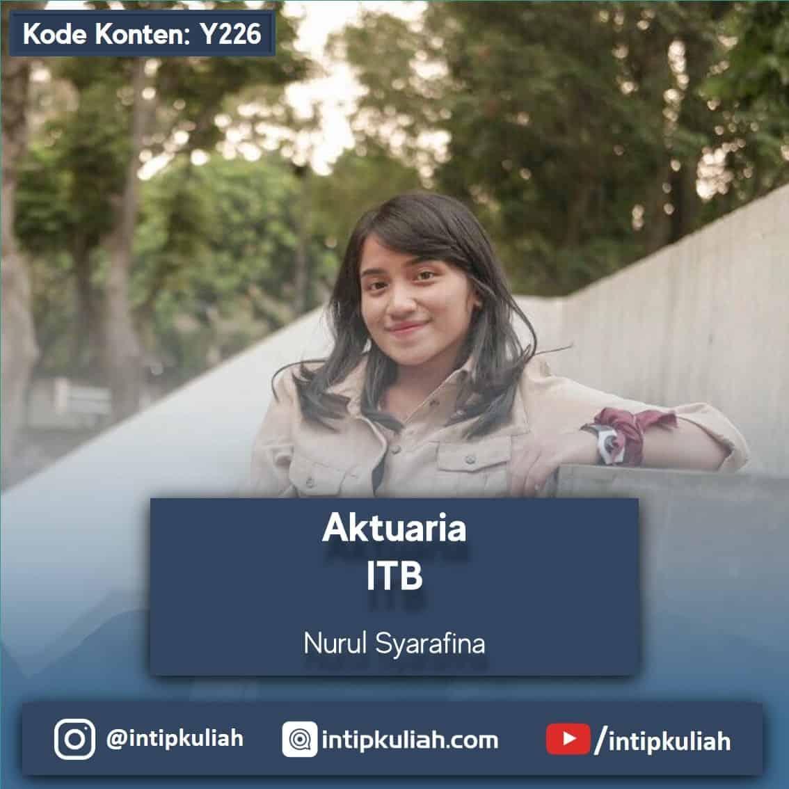 Aktuaria ITB (Nurul)