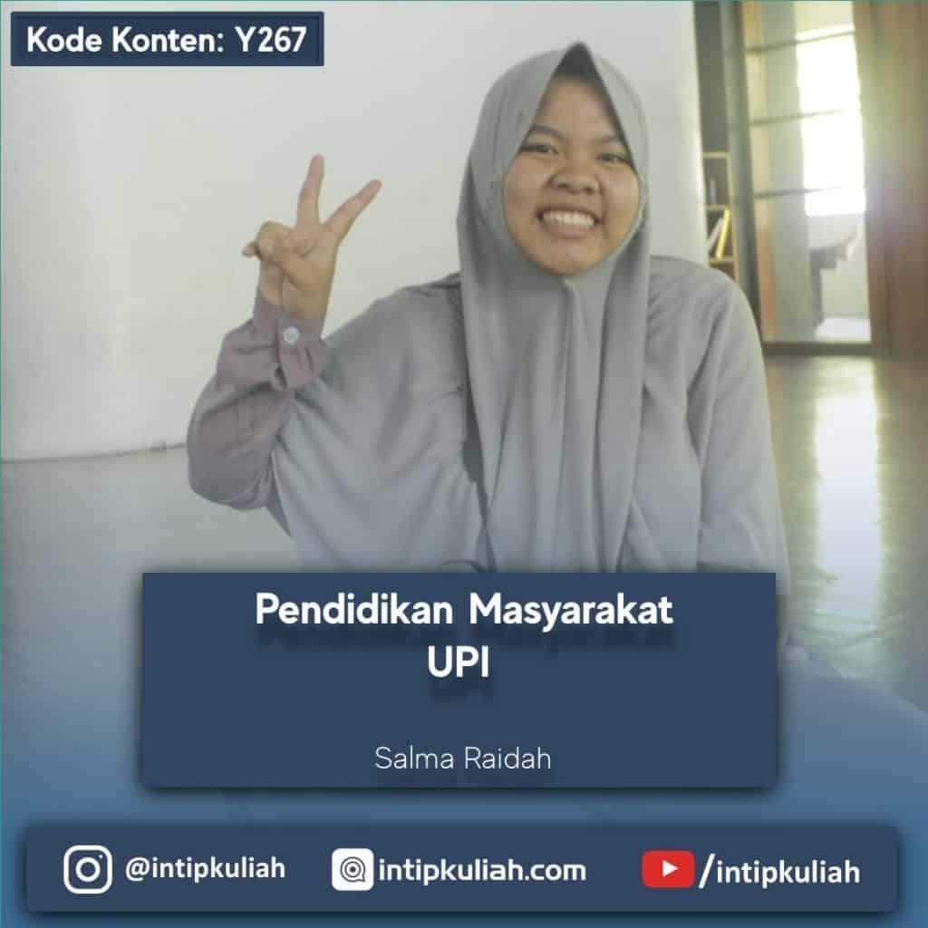 Pendidikan Masyarakat UPI (Salma)