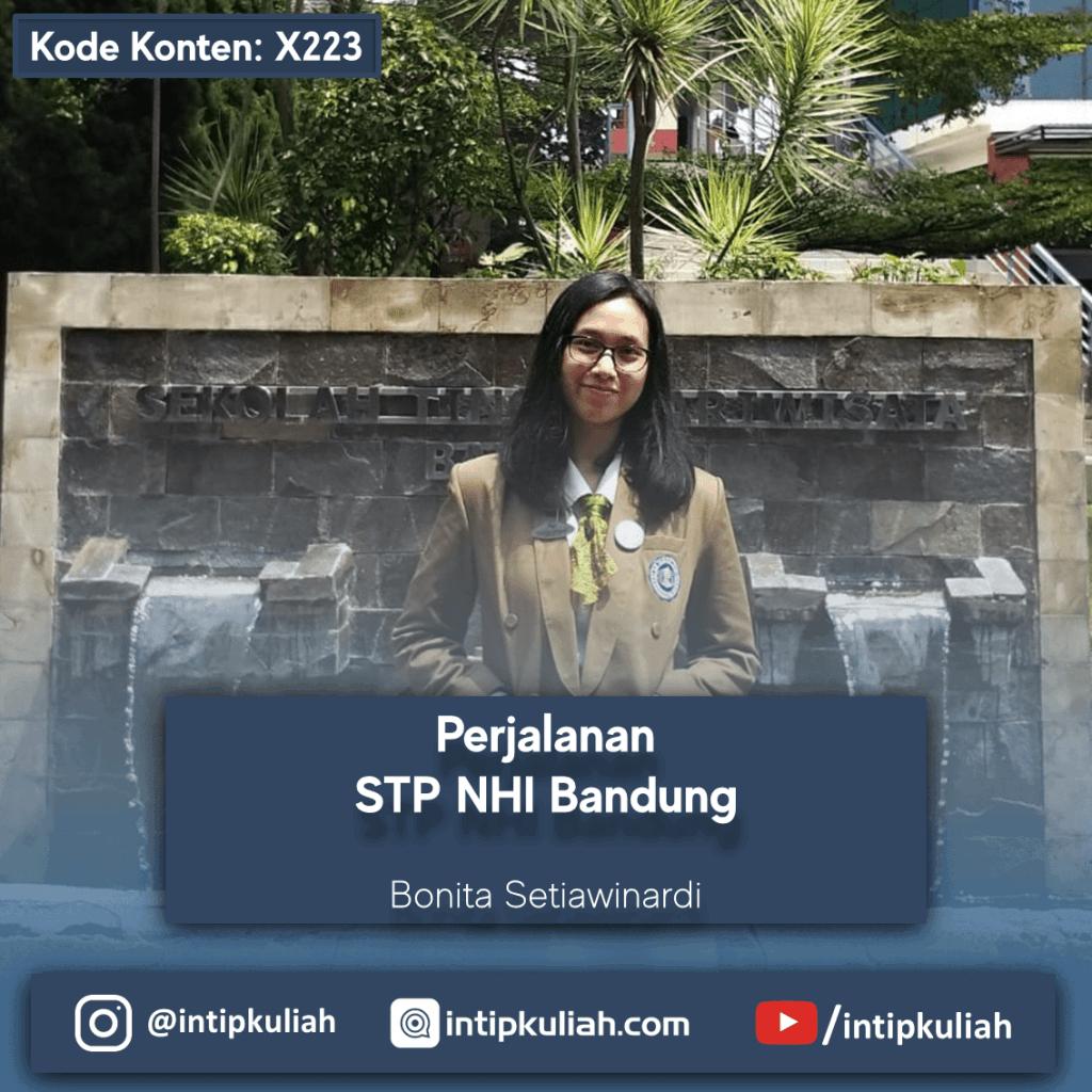 Manajemen Pengaturan Perjalanan STP NHI Bandung (Bonita)