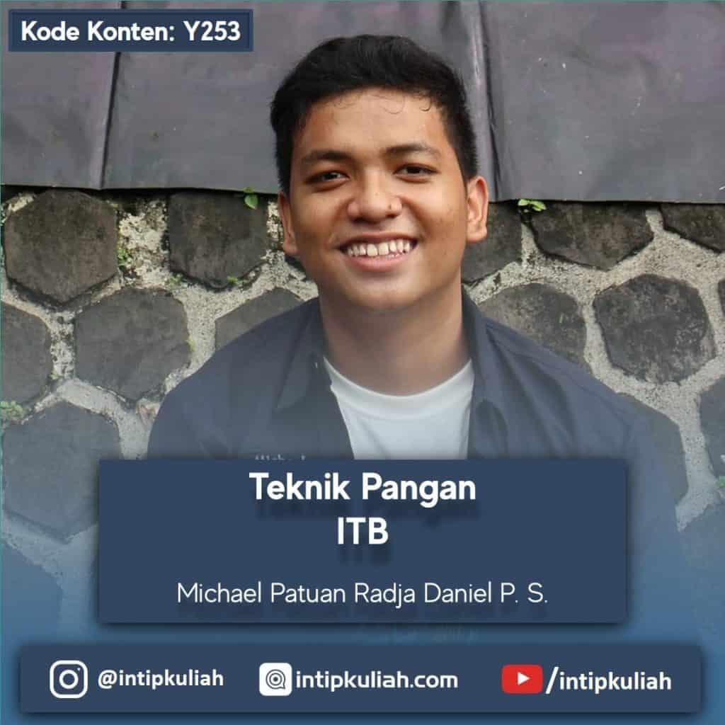 Teknik Pangan ITB (Michael Patuan)