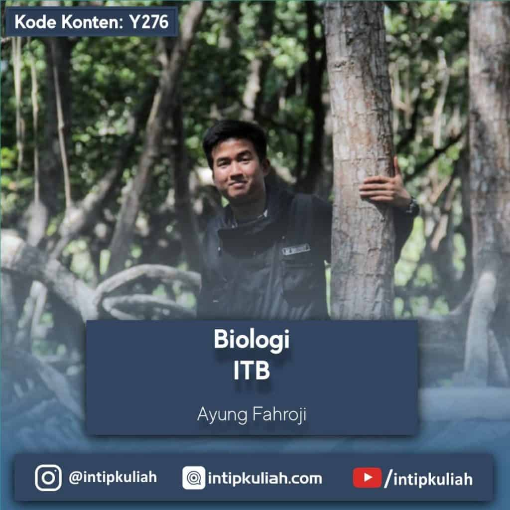 Biologi ITB (Ayung)