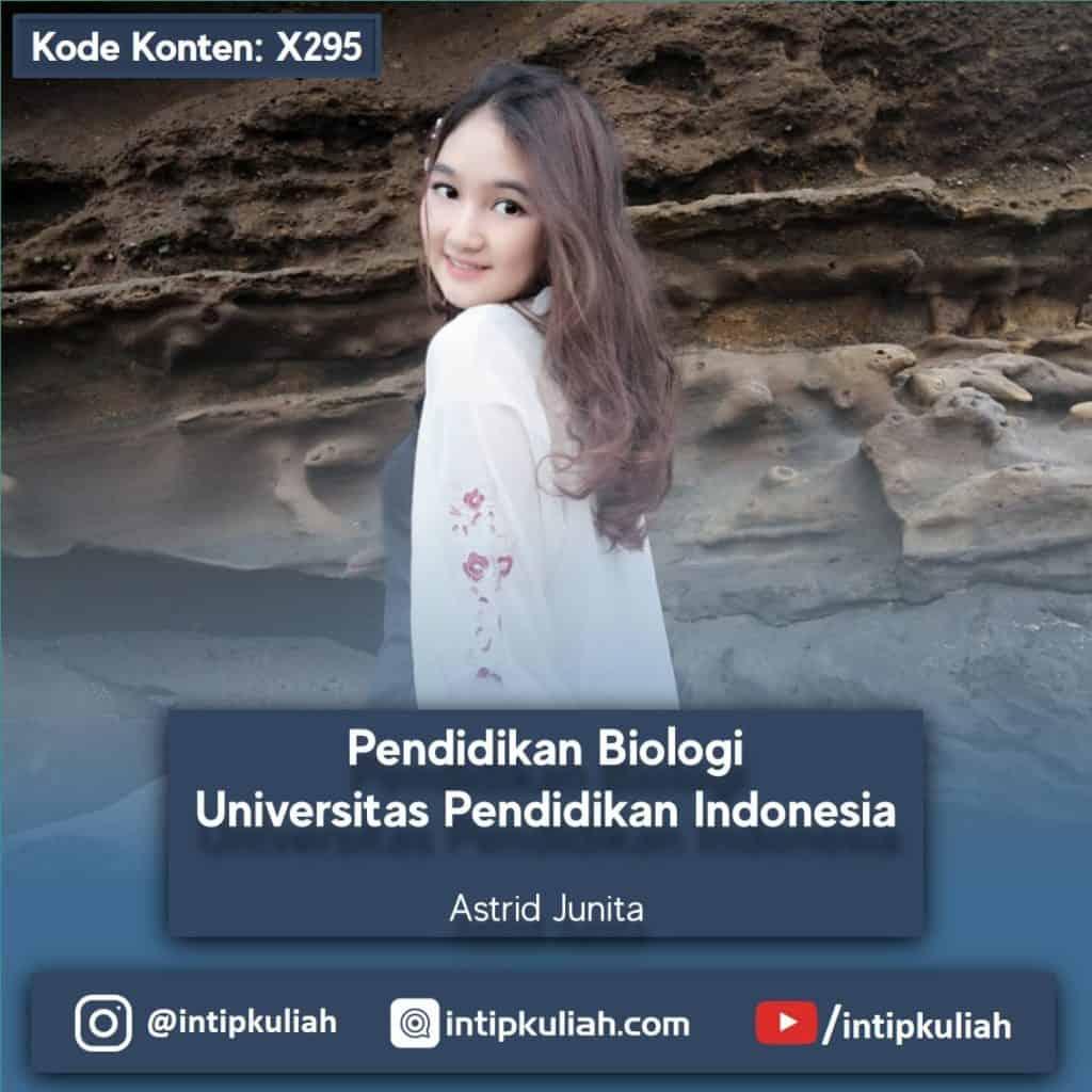Pendidikan Biologi UPI (Astrid)