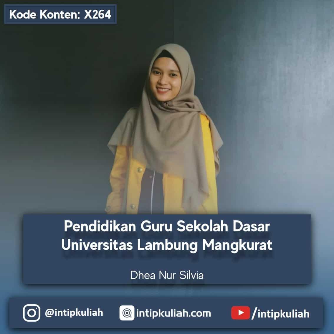 PGSD Universitas Lambung Mangkurat (Dhea)
