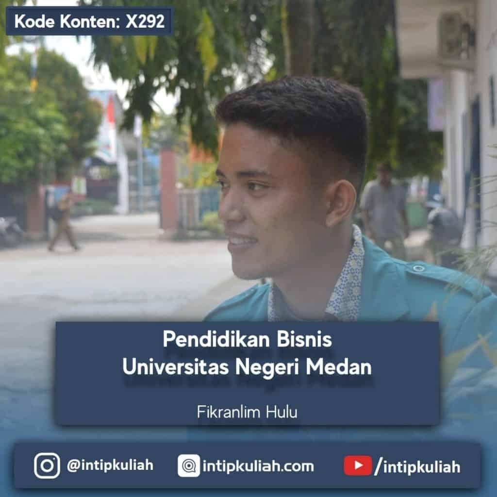 Pendidikan Bisnis Universitas Negeri Medan (Fikranlim)