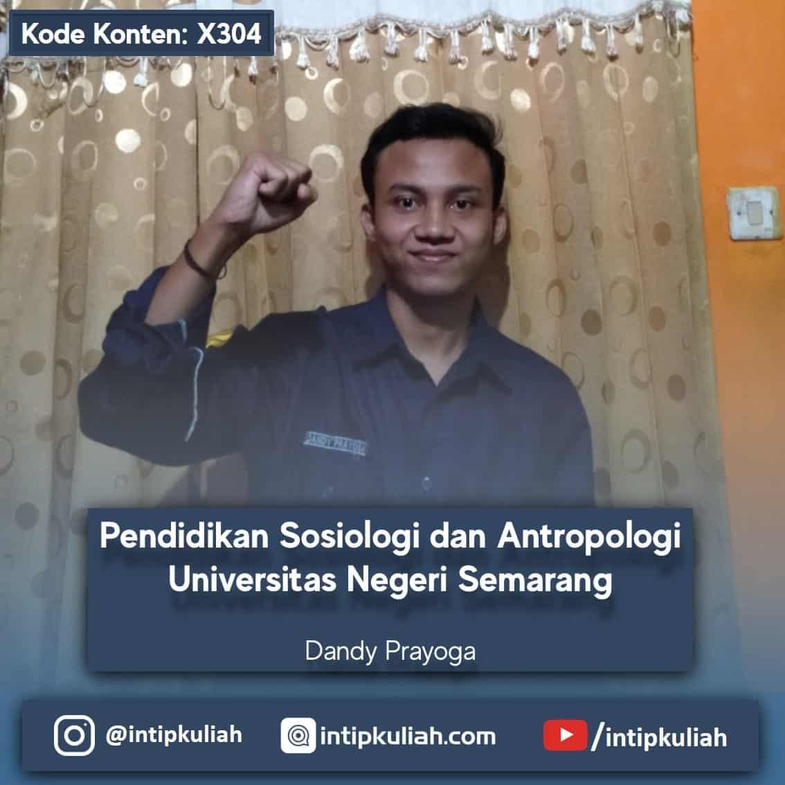 Pendidikan Sosiologi dan Antropologi Unnes (Dandy)