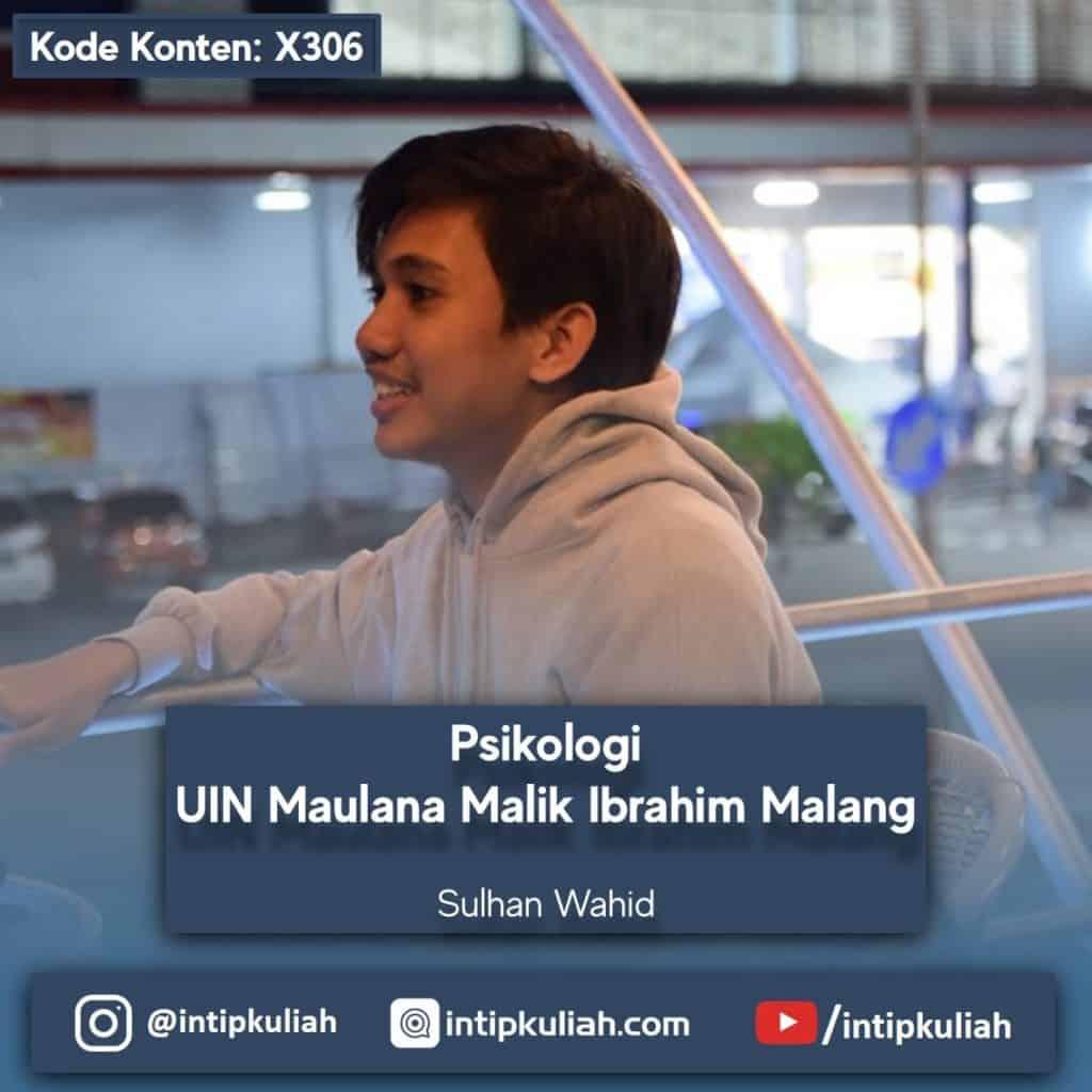 Psikologi UIN Maulana Malik Ibrahim Malang (Sulhan)