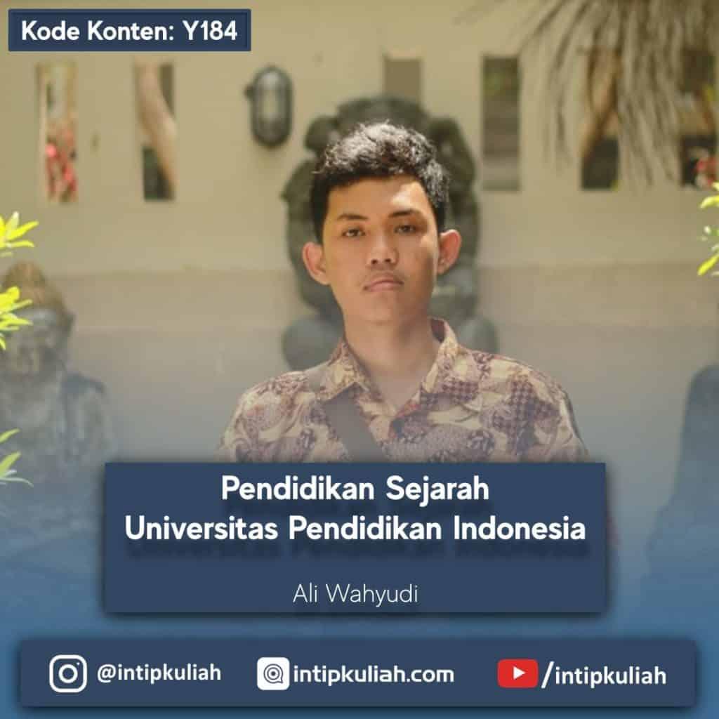 Pendidikan Sejarah UPI (Ali)