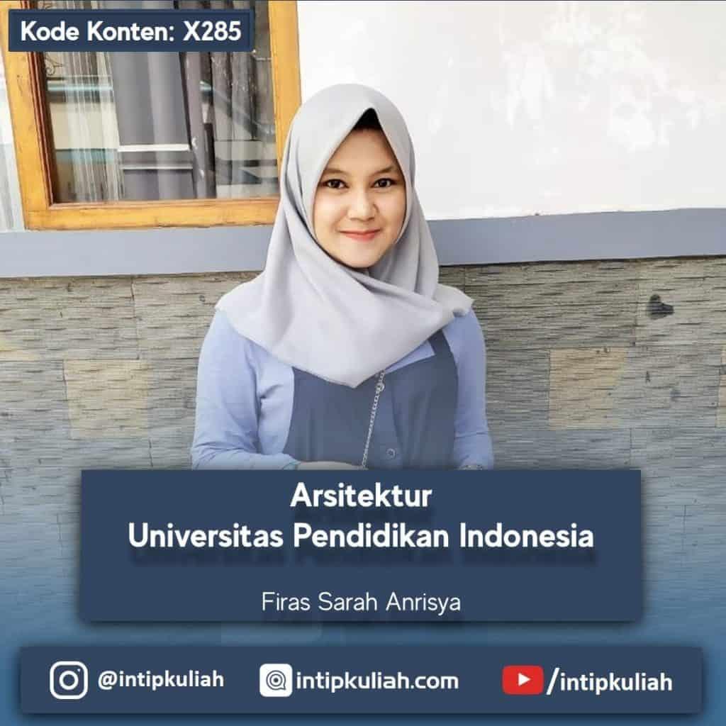 Arsitektur UPI / Universitas Pendidikan Indonesia (Firas)