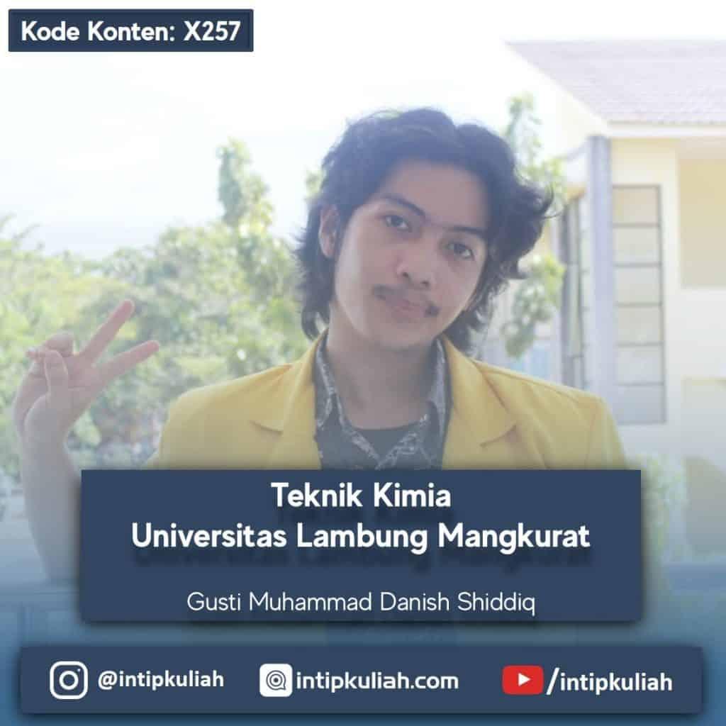 Teknik Kimia ULM / Universitas Lambung Mangkurat (Danish)