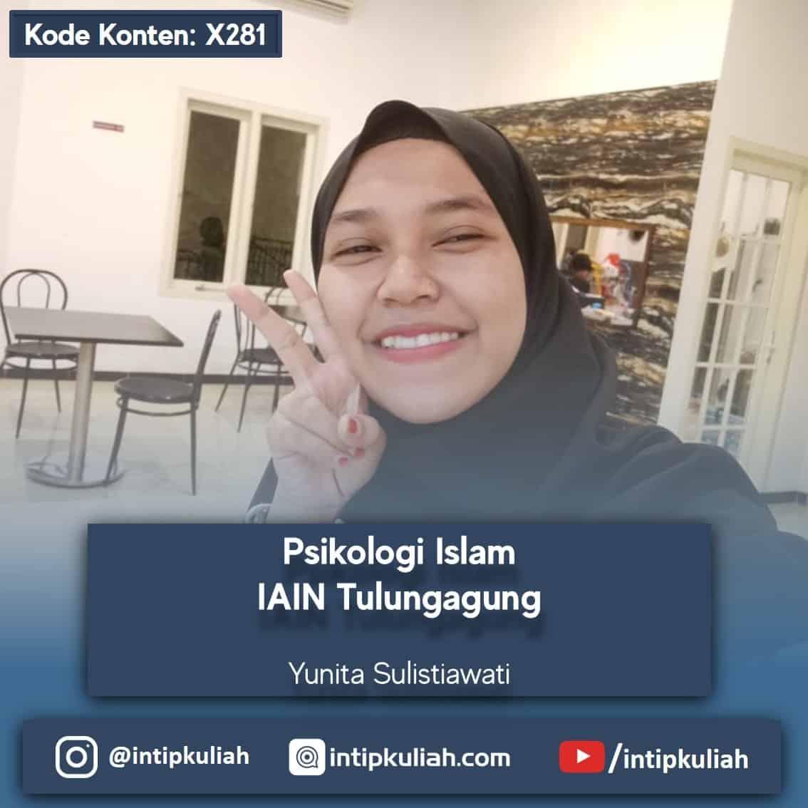 Psikologi IAIN Tulungagung (Yunita)