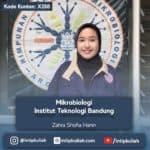 Mikrobiologi ITB (Zahra)