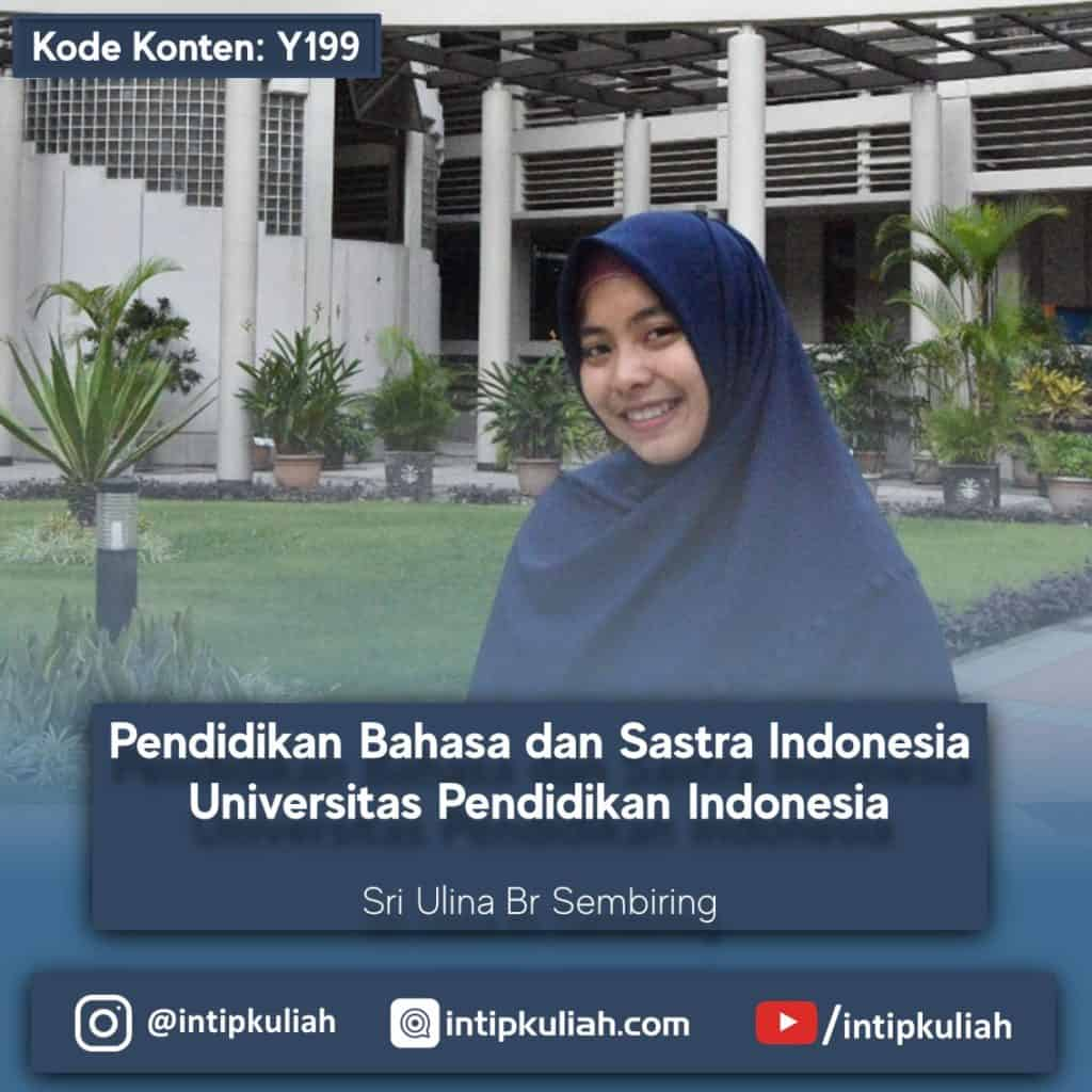 Pendidikan Bahasa dan Sastra Indonesia UPI (Uul)