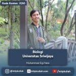 Biologi Universitas Sriwijaya (Egi)