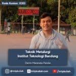 Teknik Metalurgi ITB (Darmi)