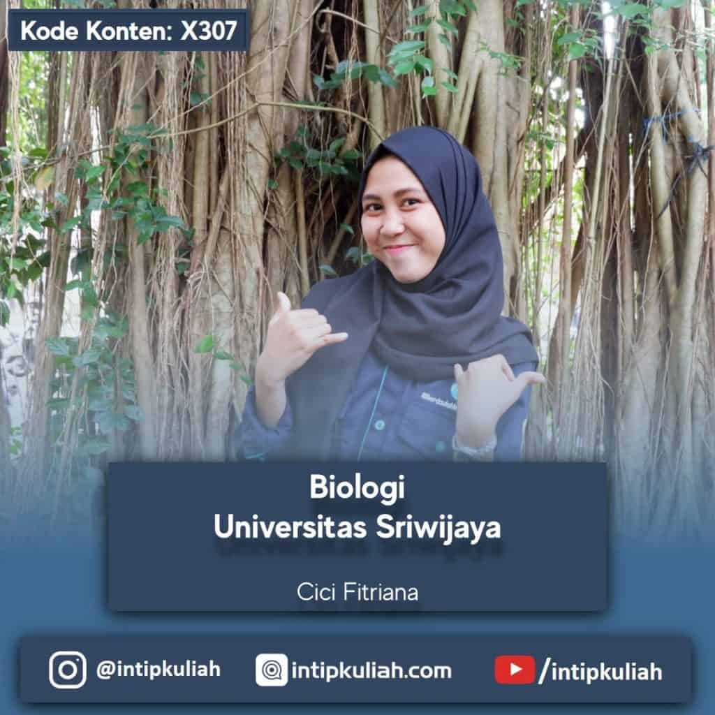 Biologi Universitas Sriwijaya (Cici)