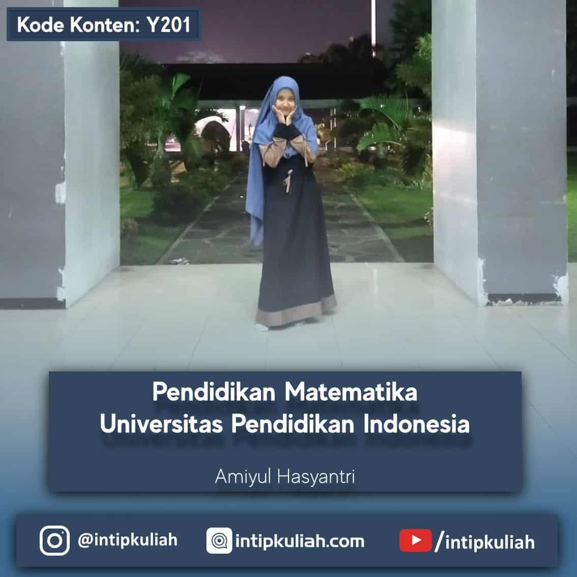 Pendidikan Matematika UPI (Ami)