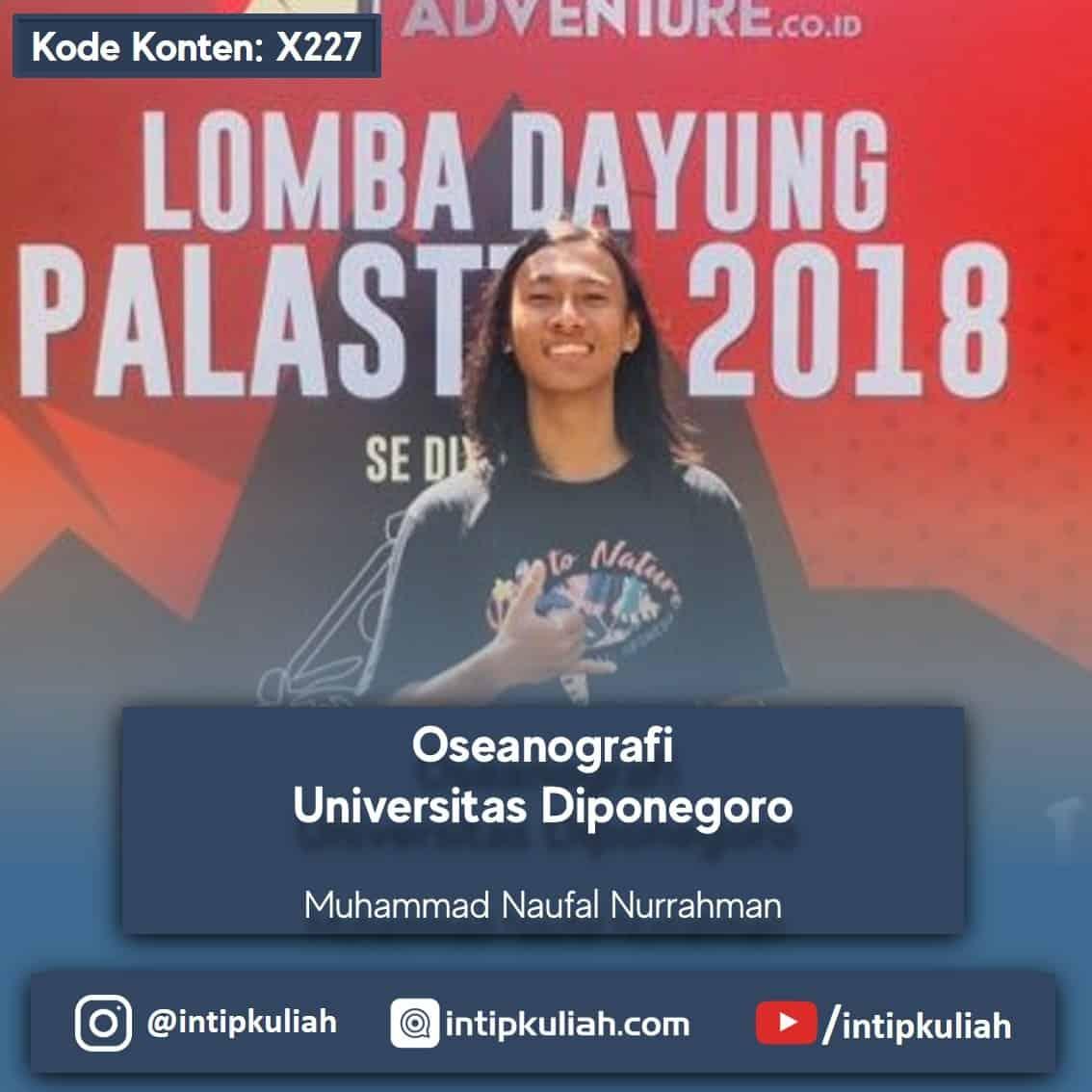 Oseanografi Universitas Diponegoro (Naufal)