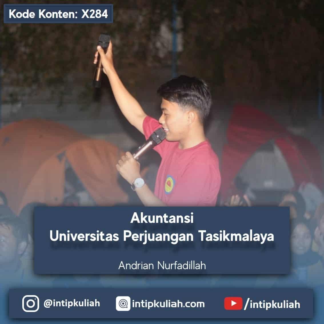 Akuntansi Universitas Perjuangan Tasikmalaya (Andrian)