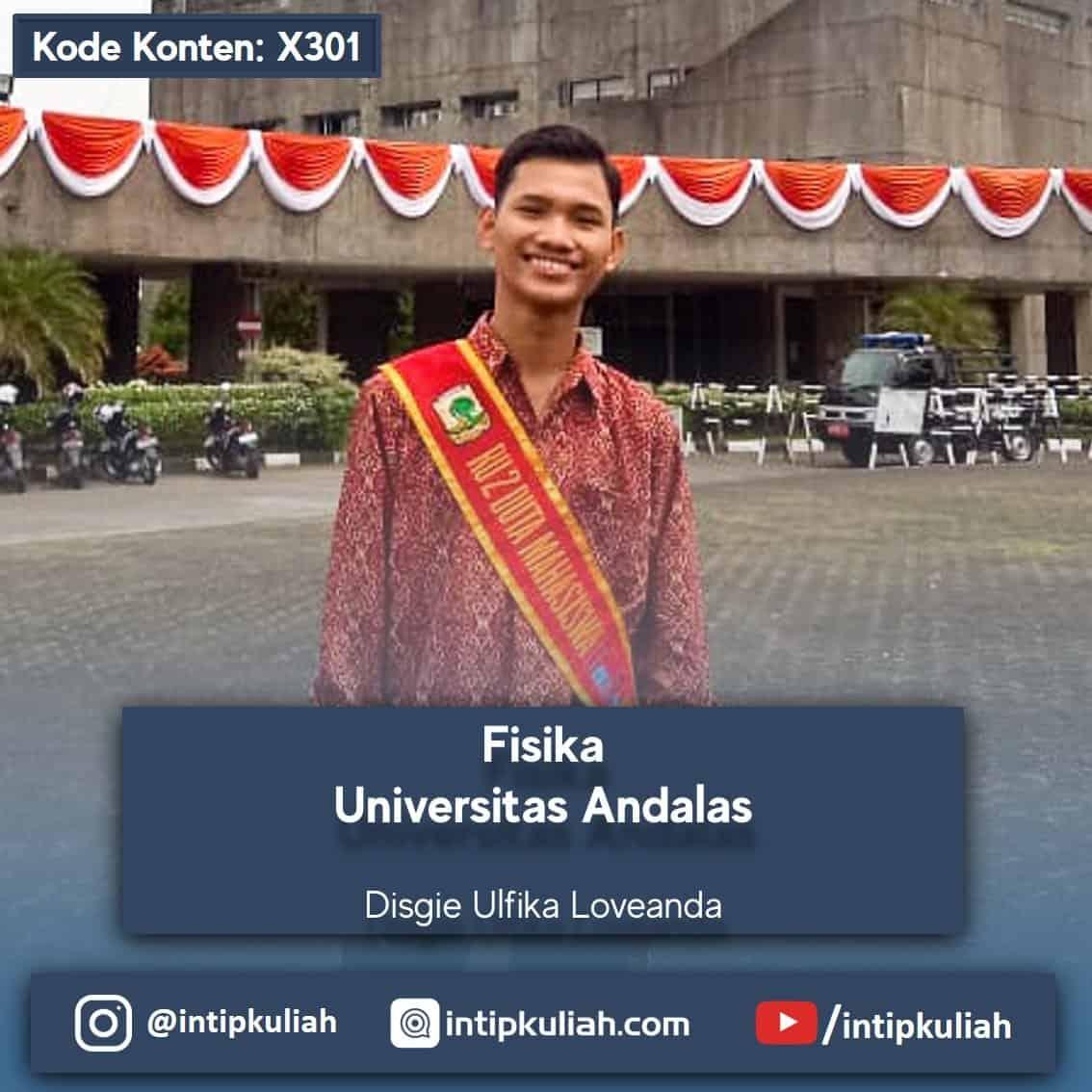 Fisika Universitas Andalas (Disgie)