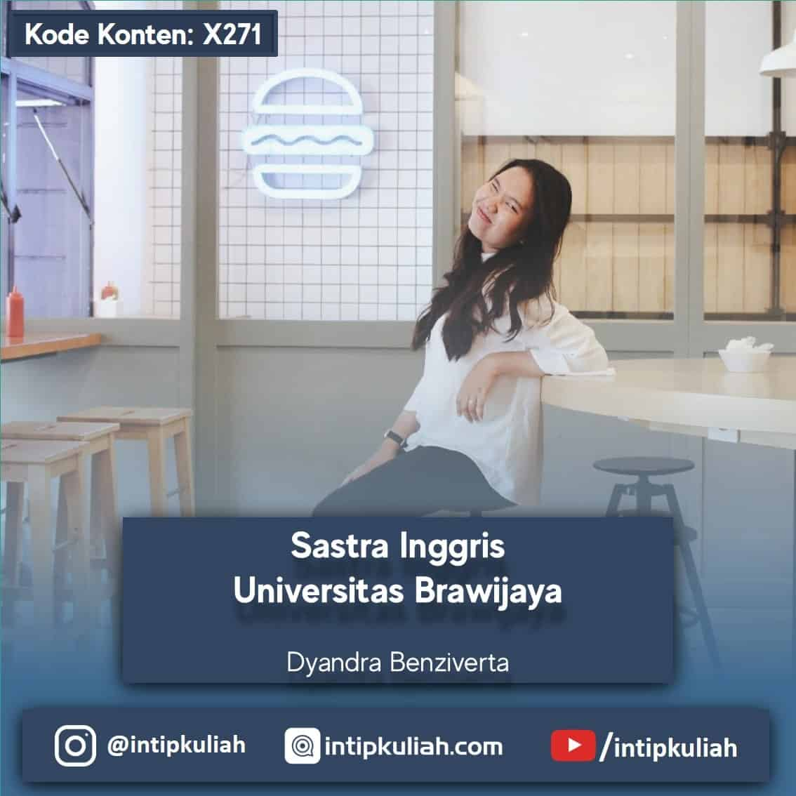 Sastra Inggris Universitas Brawijaya (Dyandra)