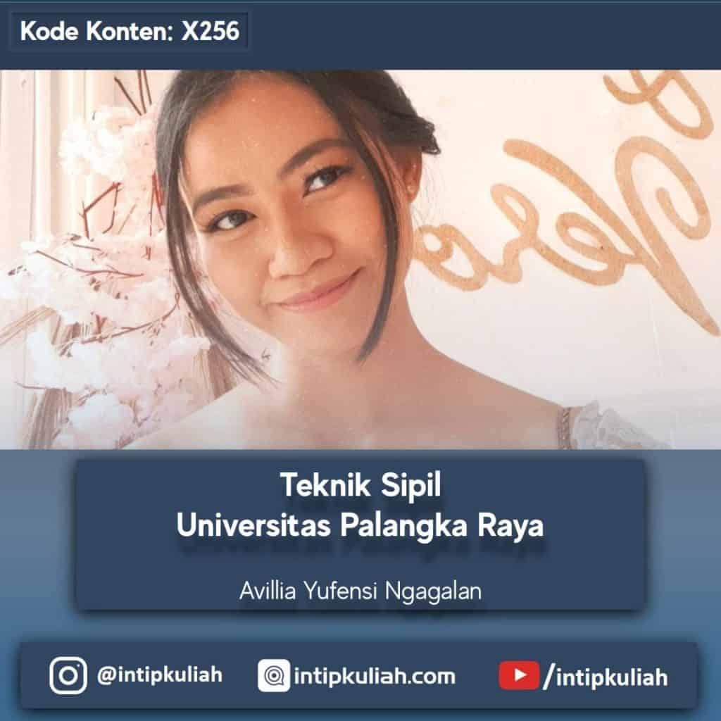 Teknik Sipil UPR / Universitas Palangka Raya (Avi)