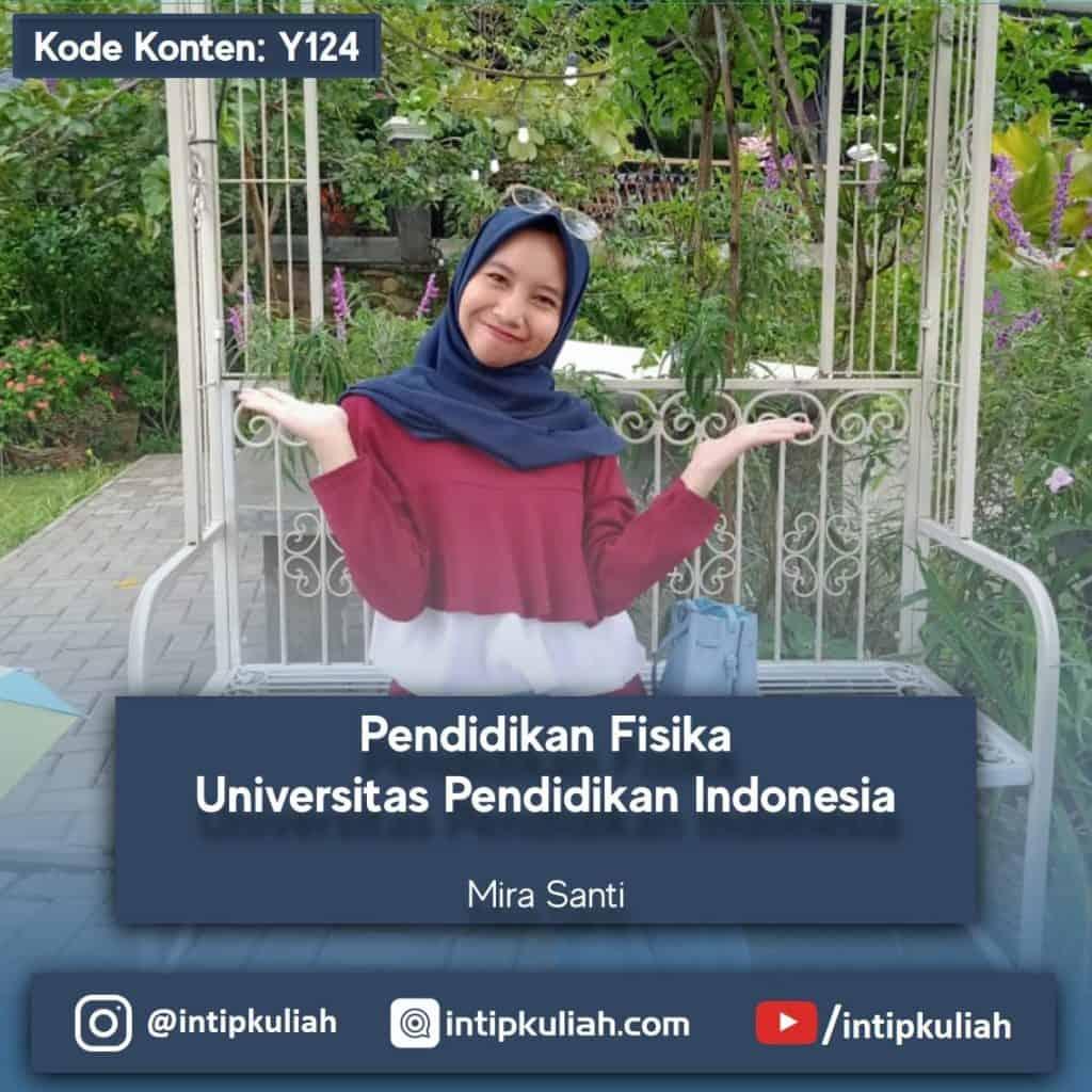 Pendidikan Fisika UPI (Mira)