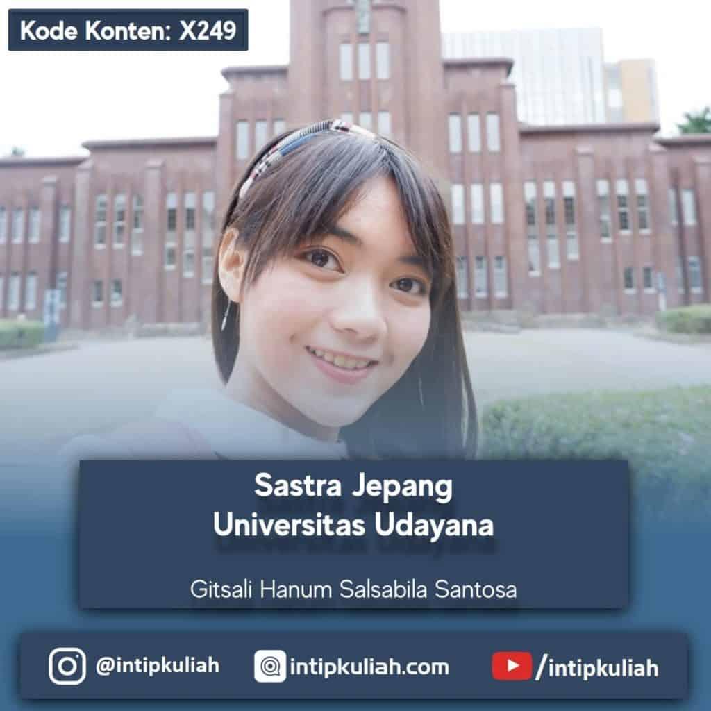 Sastra Jepang Universitas Udayana (Gitsali)