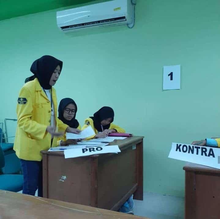 Lomba Debat Nasional di Jawa Tengah