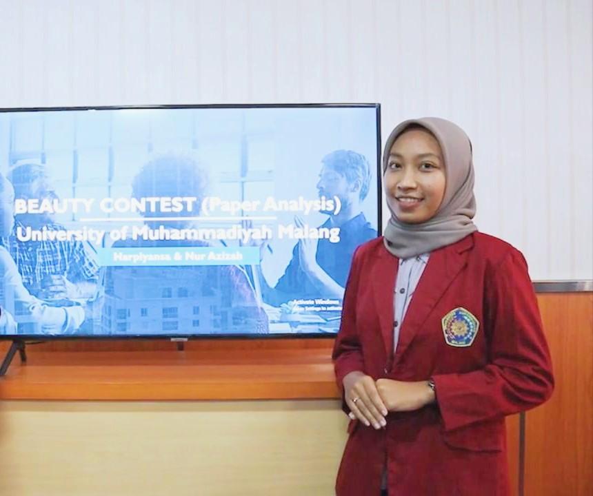 Presentasi Kompetisi Pasar Modal Nasional
