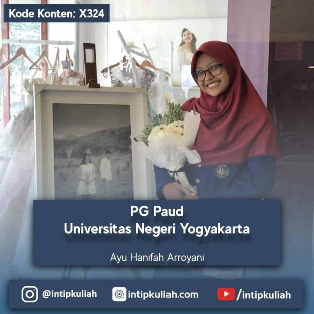 PG Paud UNY (Ayu)