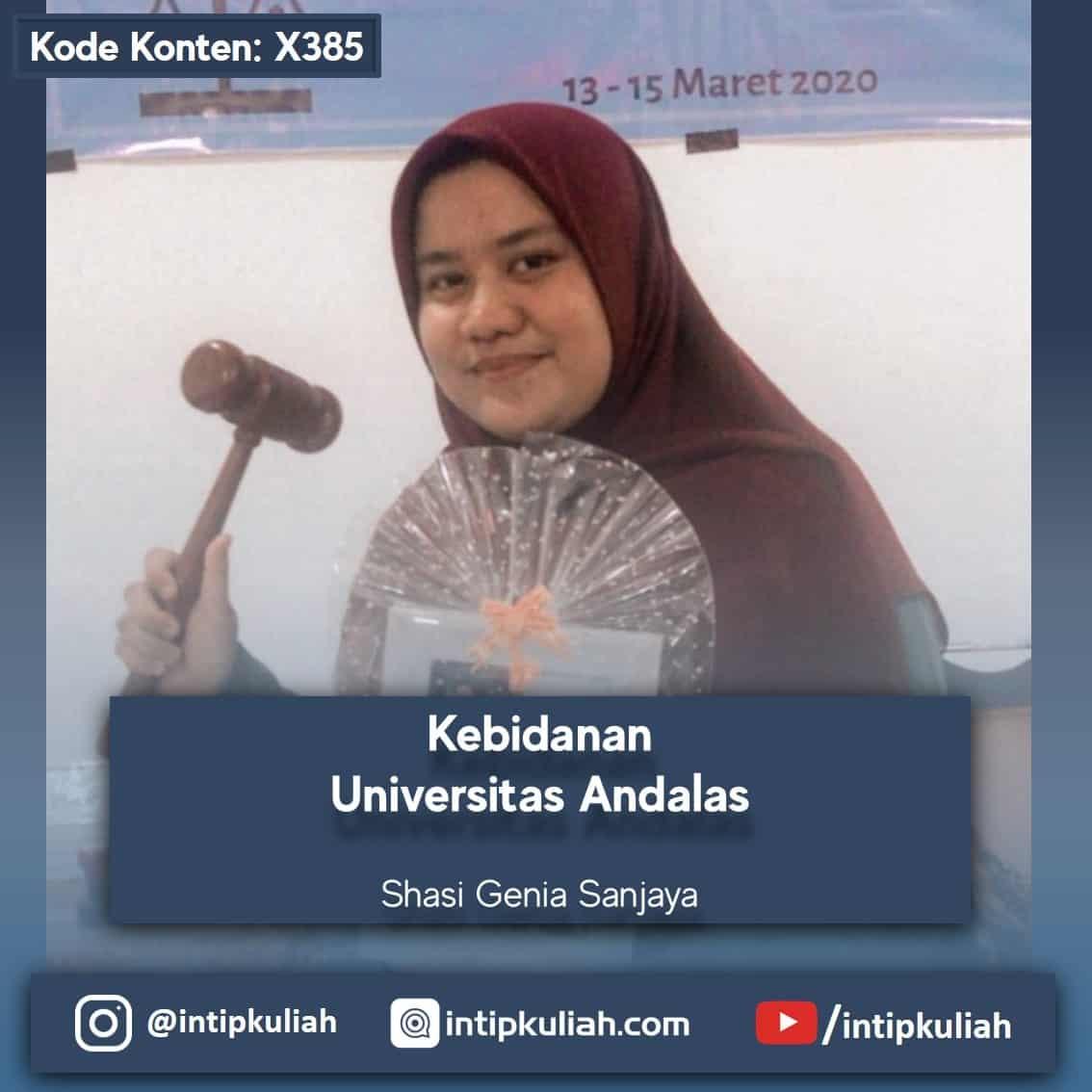 Kebidanan Universitas Andalas (Shasi)