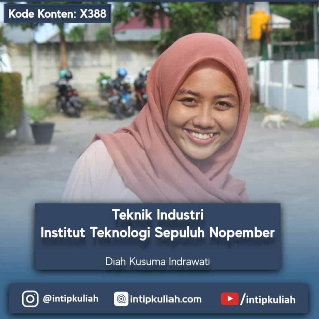 Teknik Industri ITS (Diah)