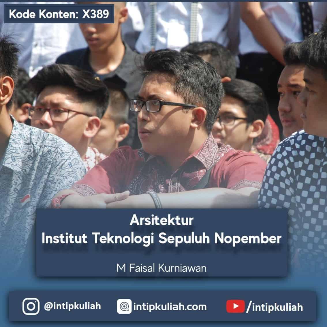 Arsitektur ITS (Faisal)