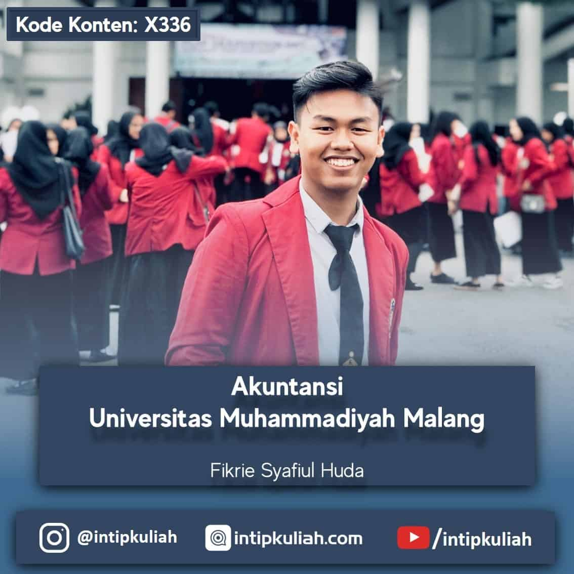 Akuntansi Universitas Muhammadiyah Malang (Fikrie)