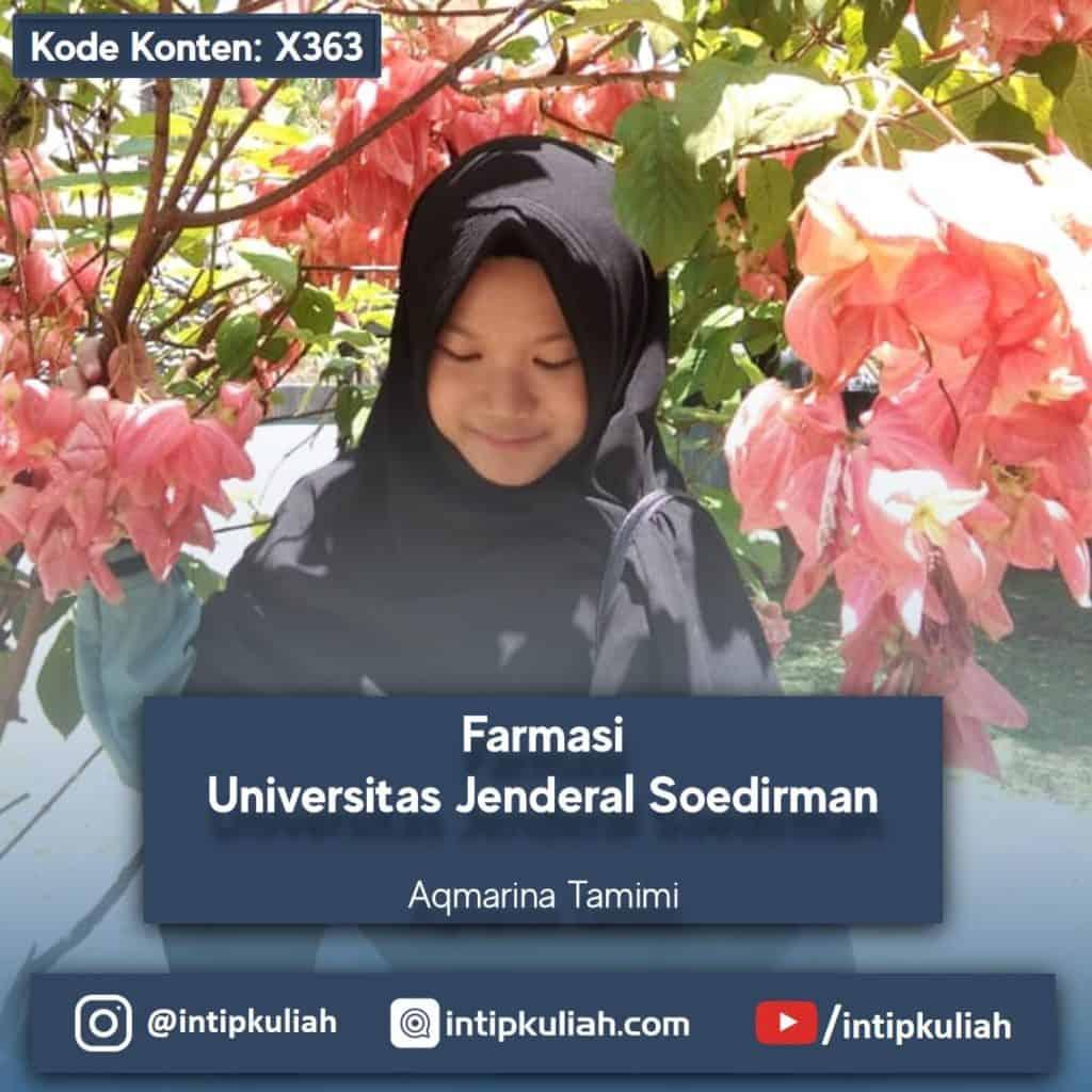 Farmasi Universitas Jenderal Soedirman (Aqma)