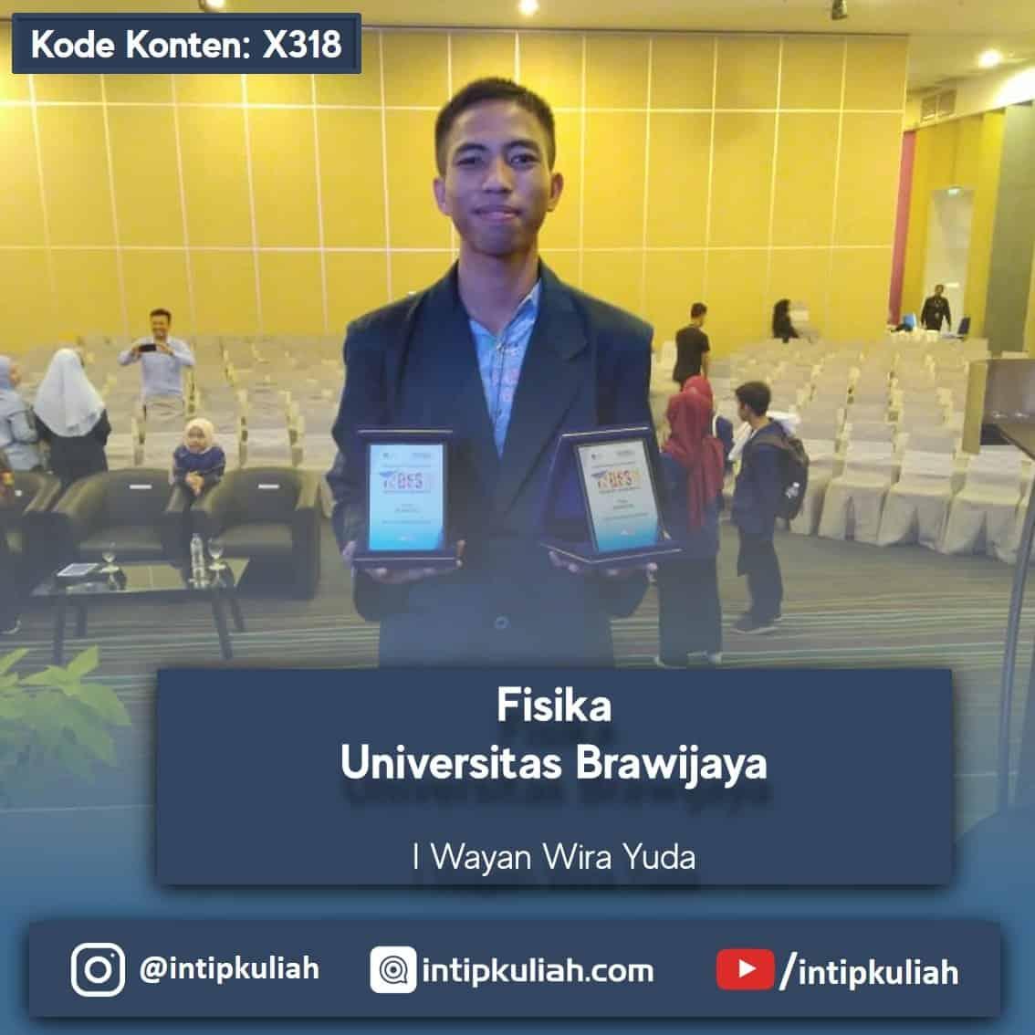 Fisika Universitas Brawijaya (Yuda)