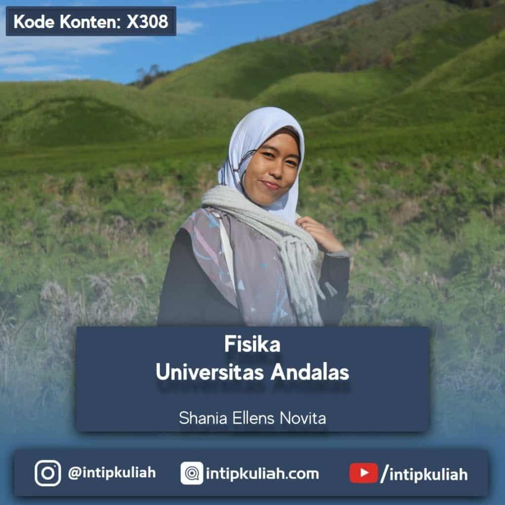 Fisika Universitas Andalas (Shania)
